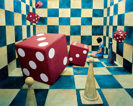 Beautiful Art Installation by JeeYoung Lee