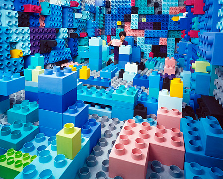 Creative Art Installations by JeeYoung Lee