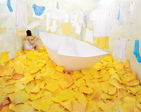 Art Installations by JeeYoung Lee