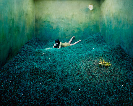 Korean Artist JeeYoung Lee