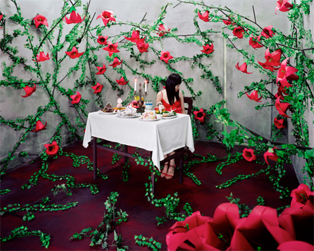 Korean Artist Jee Young Lee