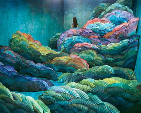 Artist JeeYoung Lee