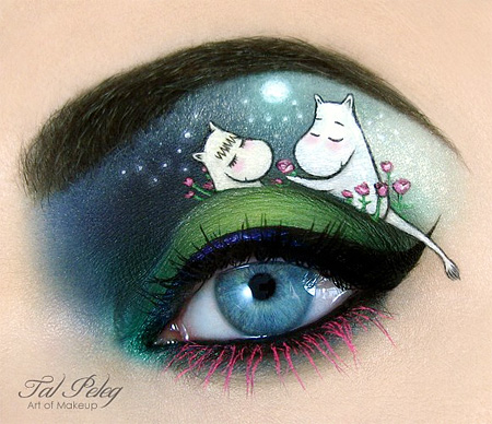 Creative Eye Makeup Art