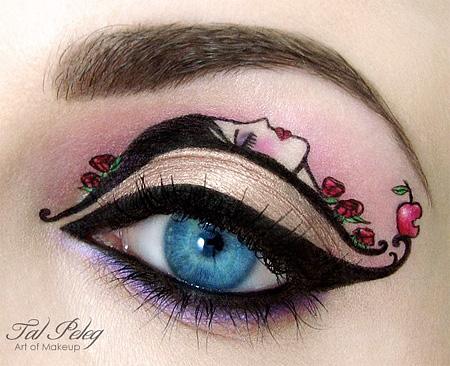 Eye Makeup by Tal Peleg