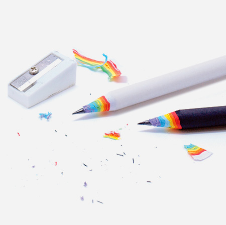 Layered Pencil
