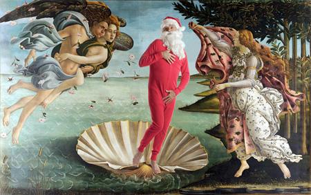Santa Classics by Ed Wheeler