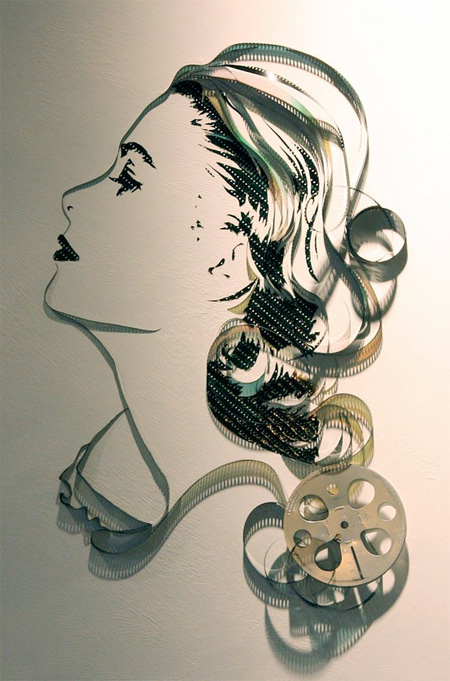 Tape Art by Erika Iris