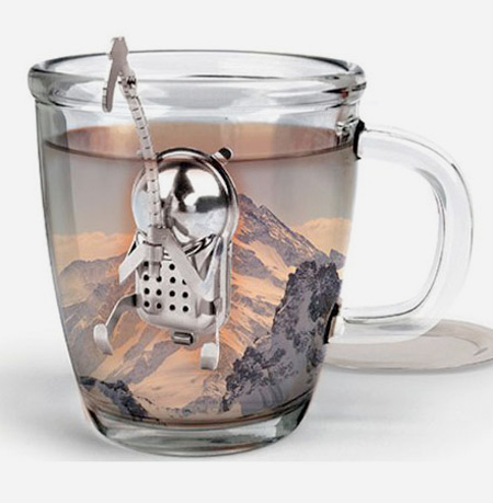 Cliff the Climber Tea Infuser