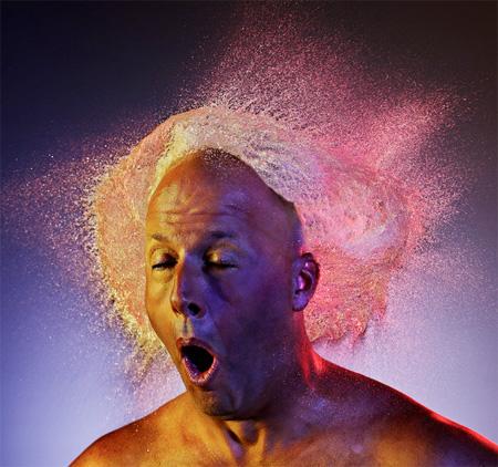 Water Wig by Tim Tadder