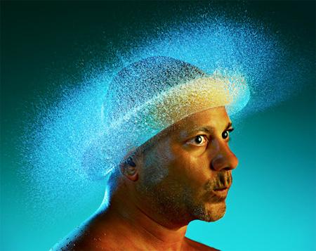 Tim Tadder Water Wig