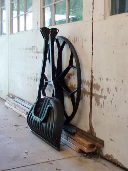 Innovative Shovel