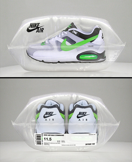 Nike Air Packaging