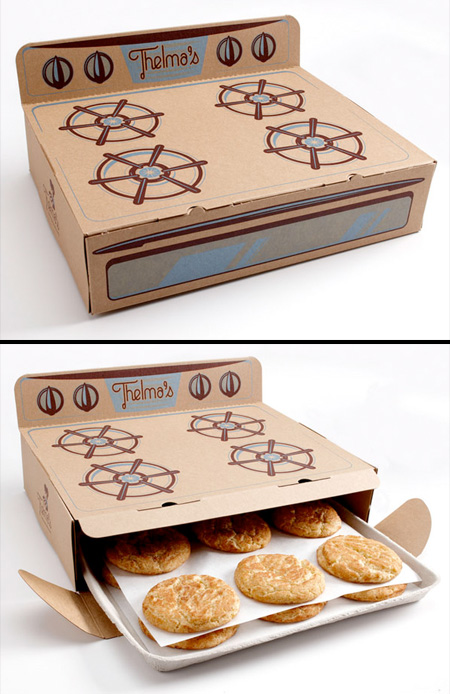 Cookie Stove Packaging
