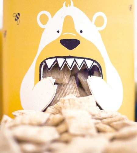 Breakfast Cereal Packaging