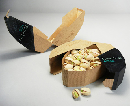 Pistachio Nuts Packaging
