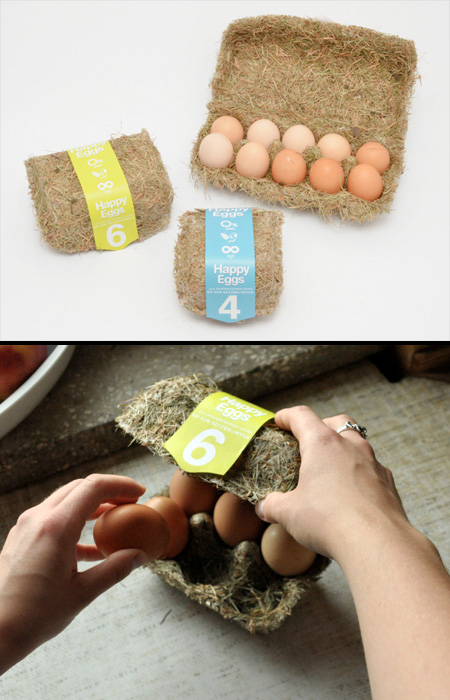 Happy Eggs Packaging