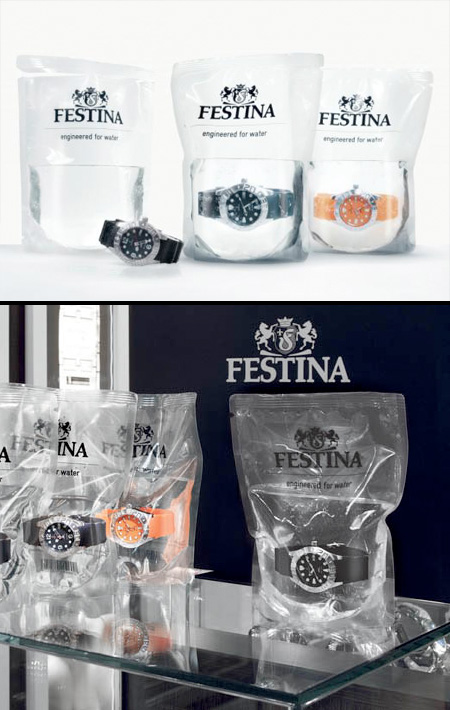 Waterproof Watch Packaging