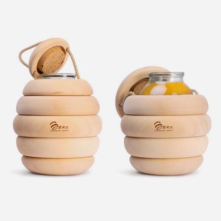 Bzzz Honey Packaging
