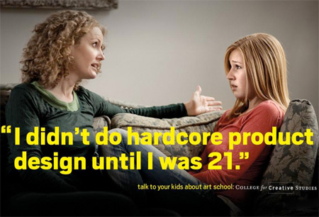 Talk to Your Kids About Art Campaigns