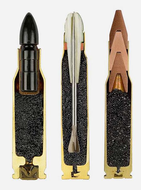 Modern Bullet