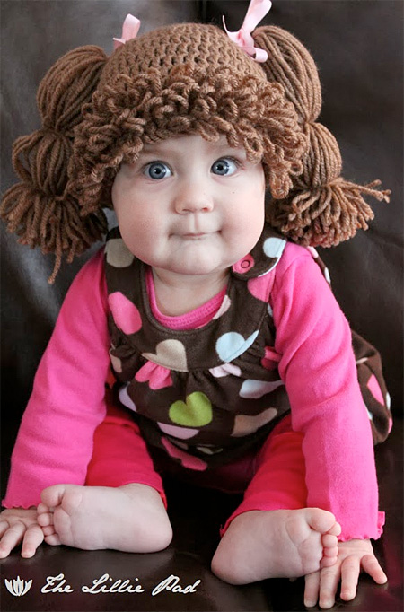 Cabbage Patch Kids Hats
