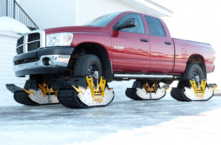 Track System for your Car