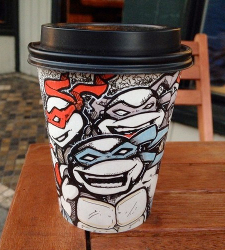 Coffee Cup Artworks