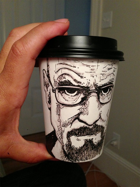 Breaking Bad Coffee Cup