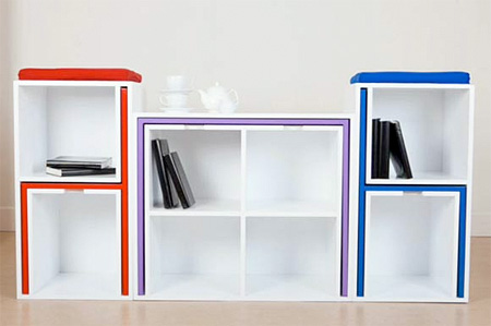 As If From Nowhere Furniture by Orla Reynolds