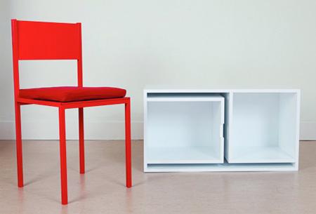 Hidden Furniture by Orla Reynolds