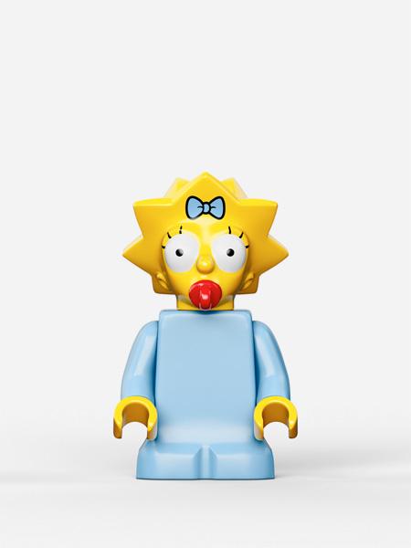 The Simpsons LEGO