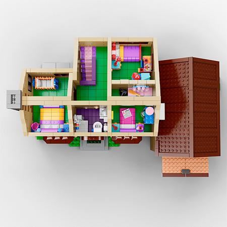 Simpsons Inspired LEGO Set