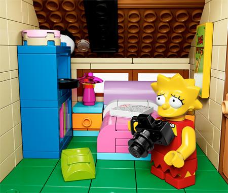 Simpsons Inspired LEGO