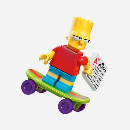 Simpsons LEGO Minifigs