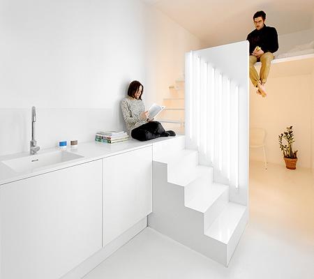 Efficient Apartment in Paris