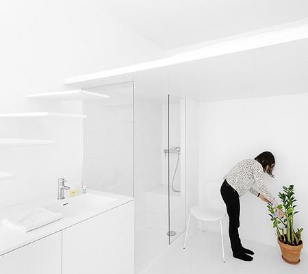 Modern Studio Apartment in Paris