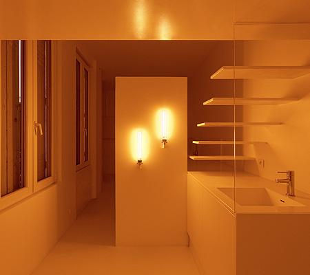 Parisian Studio Apartment