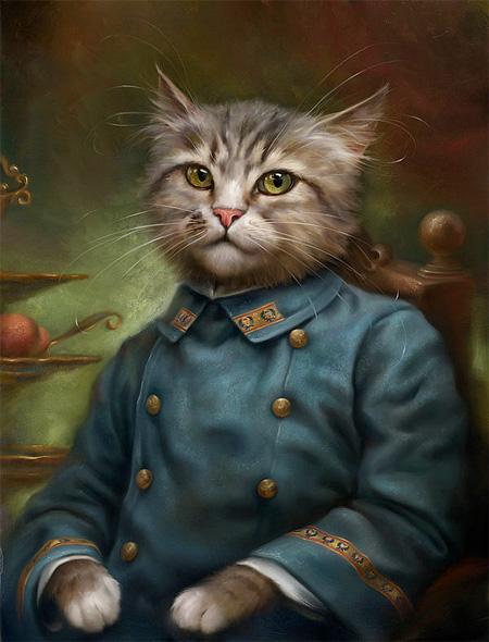 Cats by Eldar Zakirov