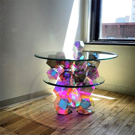 Sparkle Palace Table