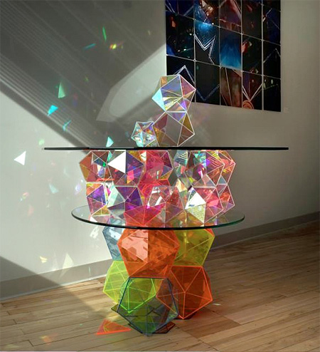 Sparkling Table by John Foster