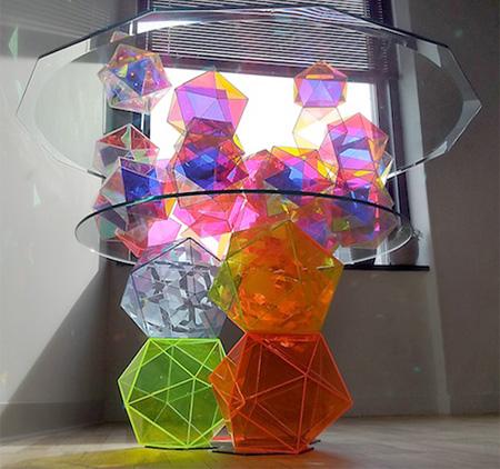 Sparkle Coffee Table
