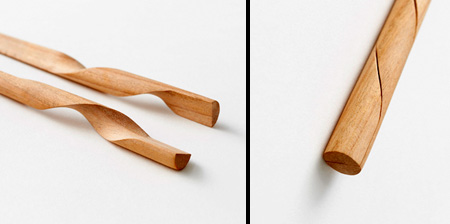 Two-in-One Chopsticks