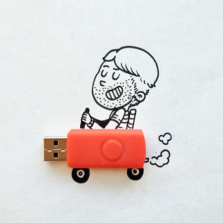 Creative Drawings by Alex Solis