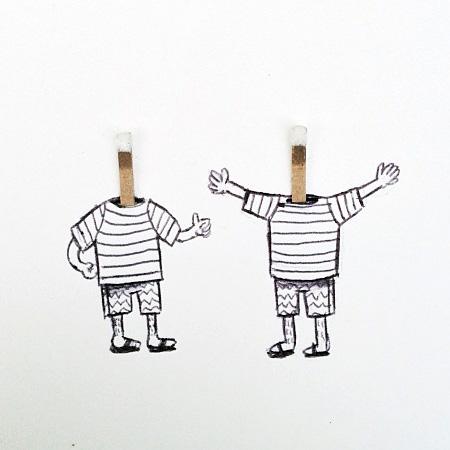 Creative Illustrations by Alex Solis