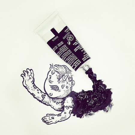 Creative Illustration by Alex Solis