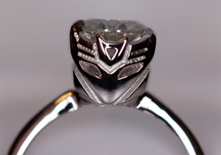 Decepticon Ring