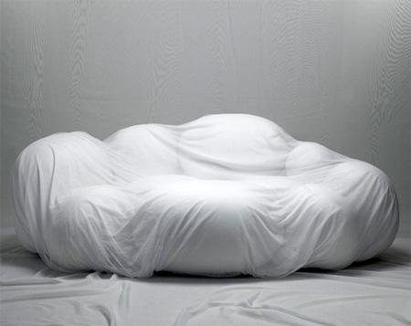 Marshmallow Cloud Sofa