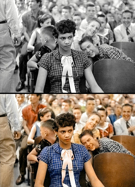 Colorized Photo