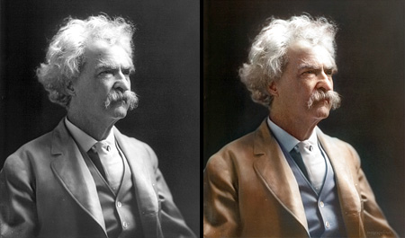 Colorized Photographs