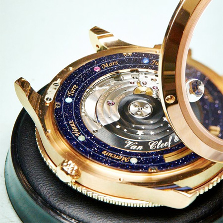 Midnight Planetarium Watch